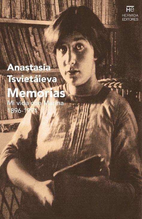 Memorias Mi Vida Con Marina De Anastasia Tsvietáieva Memoria Libros Literatura Rusa