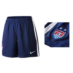 Nike Womens USA Soccer Short (Away 201516) | Soccer shorts