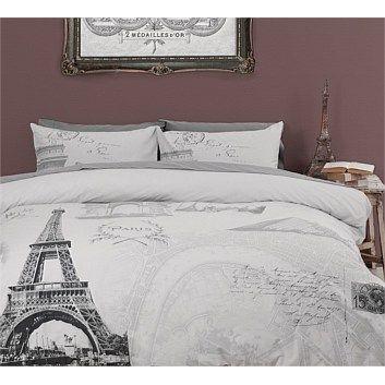 Paris Bedding Set Living Home Decor Briscoes Clic Eiffel Tower Duvet Pinterest