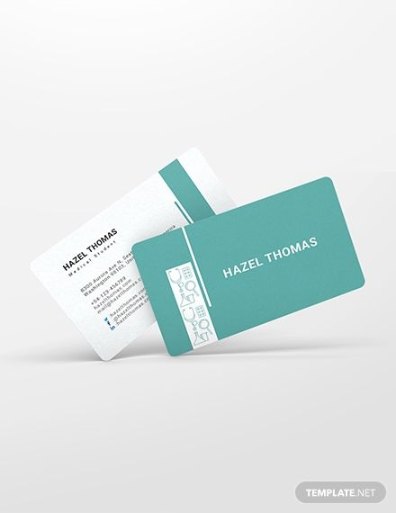 Medical Student Business Card Template Word Psd Apple Pages Illustrator Publisher Student Business Cards Medical Business Card Business Card Template Word