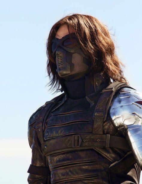 Captain America the Winter Soldier: Bucky Barnes aka the Winter Soldier