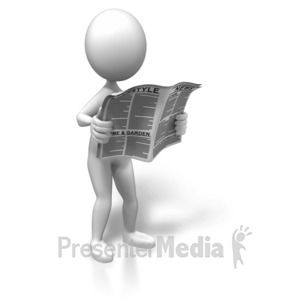 10+ News Paper Animated Clipart