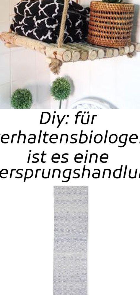 Diy: für verhaltensbiologen ist es eine übersprungshandlung, für mich der spontane umbau unseres bad