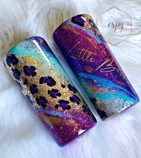Excited to share this item from my shop: Gypsy leopard tumbler Diy Tumblers, Custom Tumblers, Glitter Tumblers, Acrylic Tumblers, Plastic Tumblers, Personalized Tumblers, Tumblr Cup, Glitter Cups, Glitter Glasses