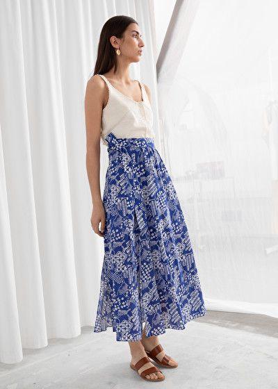 Womens Pk Of 2 Side Split Front Maxi Skirt