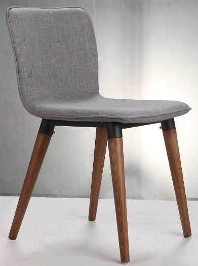 Schots Carina Vintage Mid Century Ash Timber Cafe Dining Chairs Light Grey And Cafes
