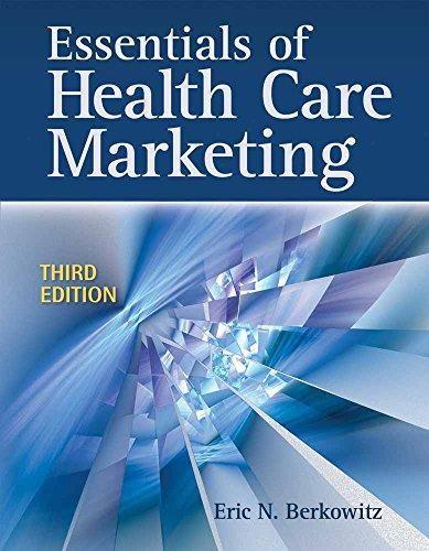 Essentials of Health Care Marketing - Default