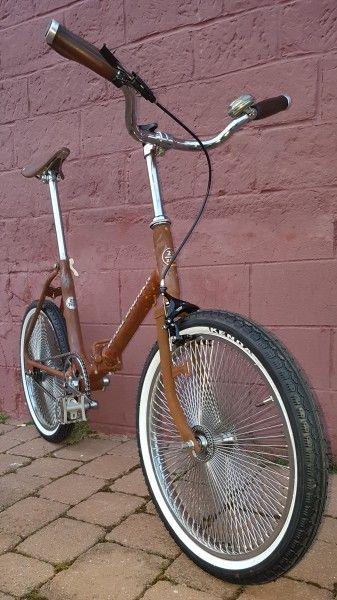 spokes cykel 20
