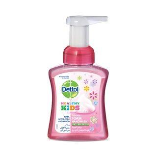 Dettol Healthy Kids Touch Of Foam Hand Wash Instant Foaming
