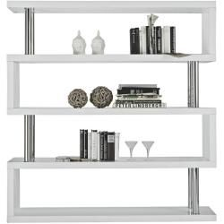 Xora Regal Weiß, Silber, Metall, 156x165x35 cm Xora | 3339