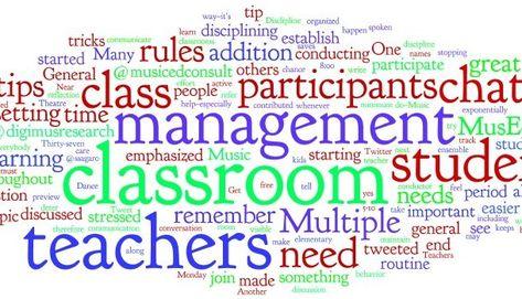 Unit 2: Classroom Management Strategies:
