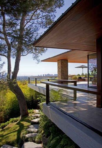Exceptional 11 Best ROOF OVERHANG/ VERANDA Images On Pinterest | Modern Homes, Modern  Houses And Modern Contemporary Homes