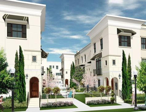 Orlando Sentinel: Ocala-based F&J Developers is marketing its planned townhomes in Thornton Park as Brownstones