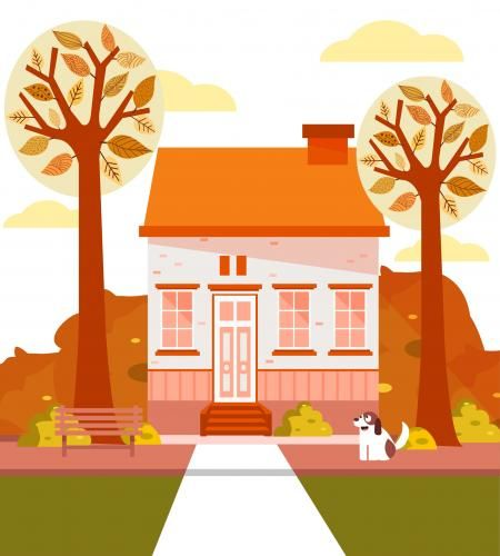 تصميم منزل جميل رسم تقني ملف مفتوح فيكتور Graphic Design Logo Logo Design Graphic Design
