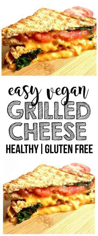 Vegan Grilled Cheese Vegan Recipes Vegan Grilling Vegan