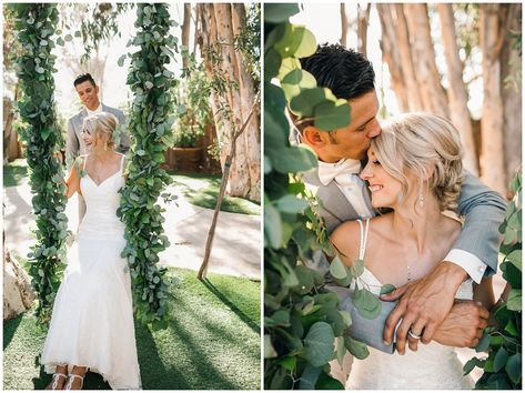 Wedding: Kameron & Taylor | Twin Oaks Garden Estate, CA | Analisa Joy…
