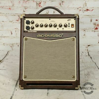 Acoustic A20 Acoustic Guitar Amp Used X0236 Acoustic Guitar Amp Guitar Amp Guitar