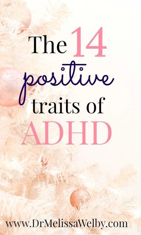 14 Benefits of ADHD