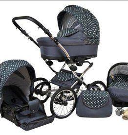 3 In 1 Retro Kinderwagen Combi Margaret 65 Kinder Wagen Retro Kinderwagen Kinderwagen