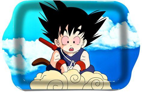 Kid Goku Flying Nimbus Rolling Tray