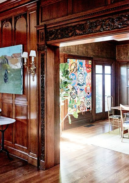 Walk This Way - Inside The Stately Home Of Los Angeles Jewelry Designer Jeet Sohal - Photos