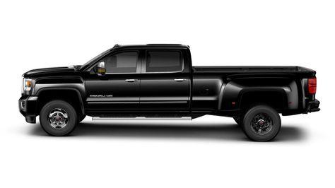 Build Price 2018 Sierra 3500 Denali Hd Pickup Gmc Denali Hd