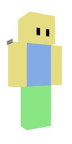 Cel Shaded Roblox Noob Minecraft Skins Roblox Noob