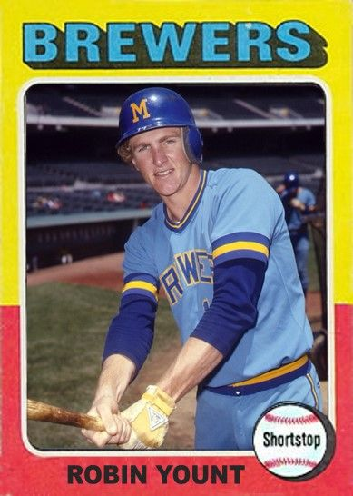 Pin By Rmagallanes On Cards That Never Were Robin Yount Baseball Cards Baseball Trading Cards