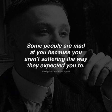 "@motivate.mylife shared a photo on Instagram: ""Some people are mad at you because you aren't suffering the way they expected you to.  Follow @motivate.mylife for more quotes 👑"" • Oct 20, 2020 at 10:13am UTC"