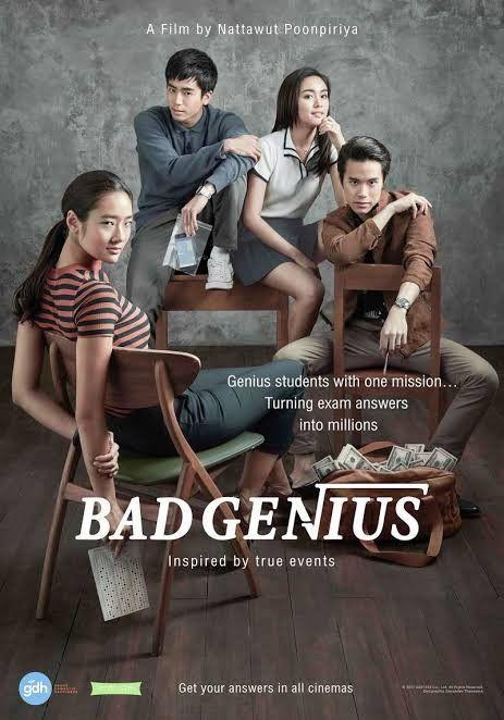 Nonton Bad Genius Sub Indo : nonton, genius, Genius, Movie,, Movies, Online, Free,