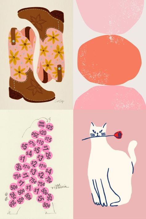 A Color Story: Think Pink!