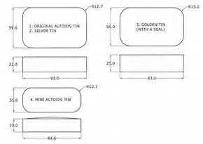 Image Result For Altoid Tin Templates Altered Tins Altoids Tins Tin