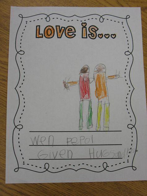 Lattin's Kindergarten: Happy Valentine's Day!