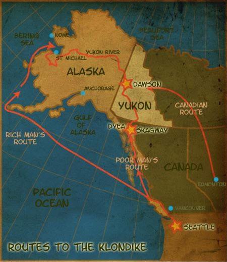 Gold Rush Map | McLaren book | Gold rush, Skagway alaska, Gold Yukon Gold Rush Map on california gold rush, watson lake yukon map, dawson city, robert w. service, alaska gold claims map, klondike gold rush national historical park, yukon gold claim map, carolina gold rush, white pass and yukon route, kate carmack, rush arkansas map, yukon first nations map, yukon map klondike, yukon trail map, victorian gold rush, yukon city map, white pass, black hills gold rush, yukon alaska, placer mining, yukon oklahoma street map, yukon political map, top of the world highway map, yukon united states map, alaska gold fields map, yukon canada, scribner creek alaska map, alaska gold mines map, yukon river, australian gold rushes, oregon gold claim map, yukon on a map, klondike, yukon, yukon gold fields map,