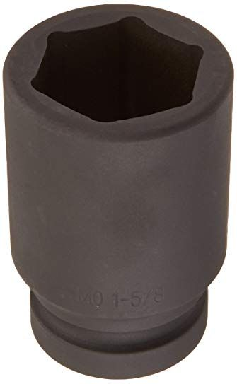 Sunex 552d 1 Drive Deep 6 Point Impact Socket 1 5 8 Review Impact Sockets Sockets