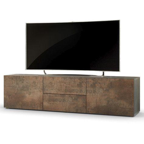 Sideboard aus weinkisten  Details zu TV Lowboard Board Schrank Möbel Unterschrank Massa 139 ...