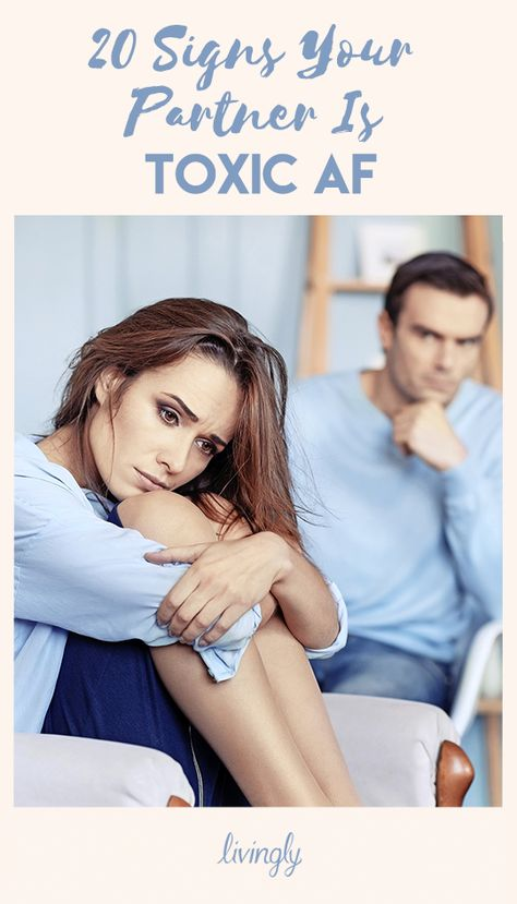 Although it may be difficult to admit to, various studies and surveys have found that the majority of people have been in at least one toxic relationship in their lifetime. Meaning, toxic relationships are far more common than we'd like to believe they are. While physically abusive relationships are the most noticeably toxic, it doesn't mean that other behavior isn't toxic, too.
