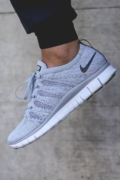 Flyknit #nsw #grey #nike | shoes sneakers runners fashion style lifestyle activewear women lifestyle shoes sneakers style health nutrition training fit active womens inspiration fitness womenswear | Bayse Womens Athleisure Apparel | Activewear, Basics & Essentials
