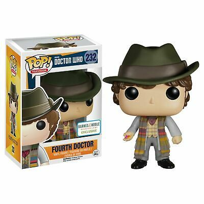 Doctor Who The Fourth Doctor POP Television #232 Vinyl Figur Funko