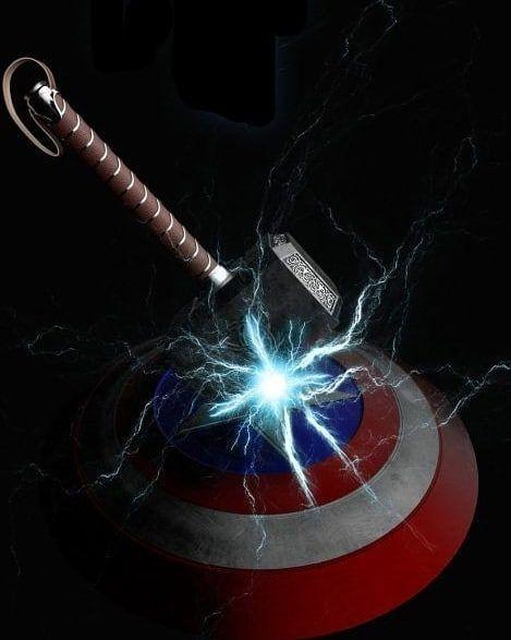 Captainamerica Marvel Mcu Thor Avengersendgame Marvel Comics Wallpaper Marvel Superheroes Marvel Drawings