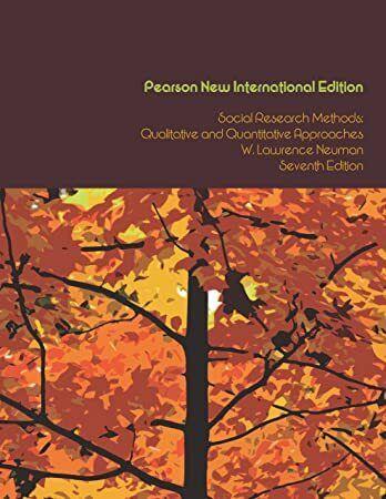 Ebook Social Research Methods Pearson New International Edition Qualitative And Quantitative Ap Research Methods Social Research Agile Software Development