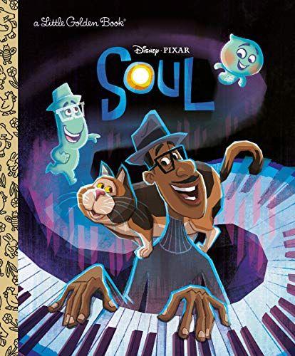 Soul Little Golden Book (Disney/Pixar Soul)