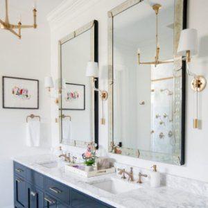 Extra Large Venetian Mirror Timeless Bathroom Best Bathroom