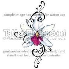 Kartinki Po Zaprosu Cattleya Flower Tattoo Tatoo Delicada Tatoo Tatuagem Orquidea