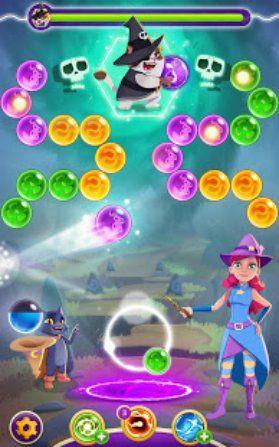 Bubble Witch 3 Saga Apk Mod Bubbles Saga Witch Series