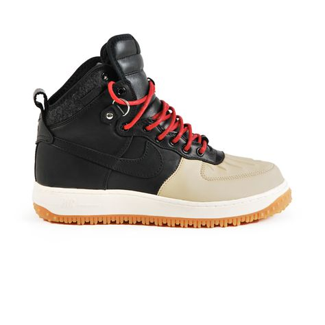 low priced f0e8d 15107 Nike - Air Force 1 Duckboot, Black Khaki Sail - € 118,30  -30%  Streetwear   Scarpe  Nike  Sneakers