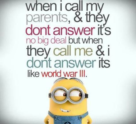 Minions are taking internet by storm there are now everywhere, sharing fun & Love, so we also have more fun for you, here we go with more Funniest Minions Quotes, Enjoy them ALSO READ: Top 25 Funny Graduation Captions ALSO READ: Top 16 Random Funny memes Funny Minion Pictures, Funny Minion Memes, Crazy Funny Memes, Really Funny Memes, Minions Quotes, Funny Relatable Memes, Funny Texts, Funny Jokes, Epic Texts