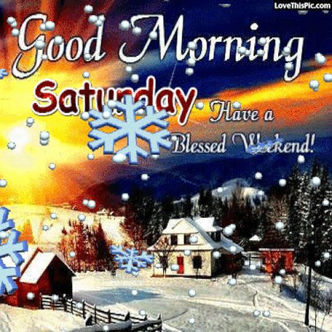 Photo of Good Morning Saturday Have A Blessed Weekend Gif Quote