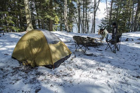 Winter Camping and Backpacking Guide - Thrifty Outdoors Man