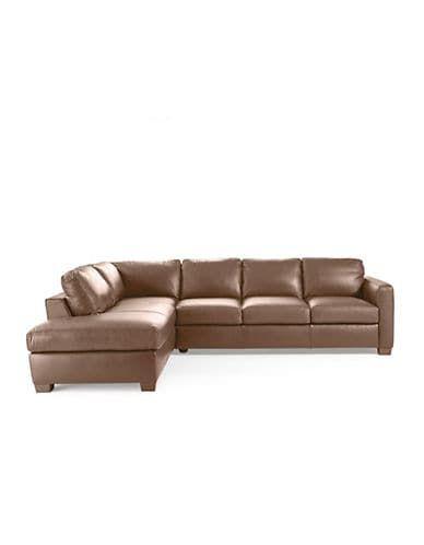 Amazing Natuzzi Editions Amalfi Leather Sectional Sofa With Chaise Creativecarmelina Interior Chair Design Creativecarmelinacom